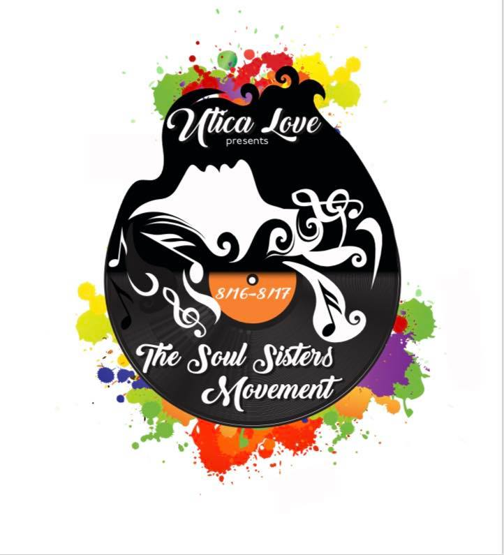 Utica Love: Soul Sisters Movement logo