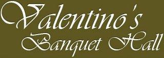 Valentinos Banquet Hall Logo